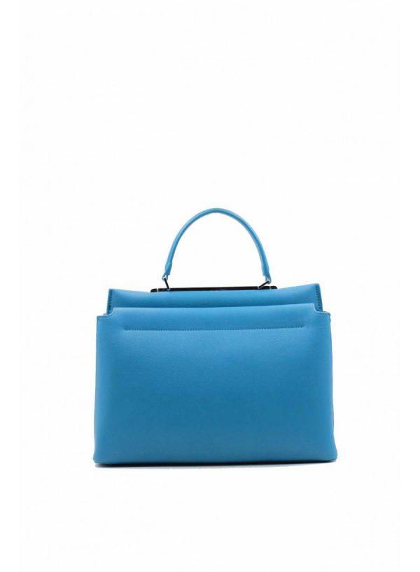 Sac à main bleu boutique Elie Pour Elle à Cosne-sur-Loire