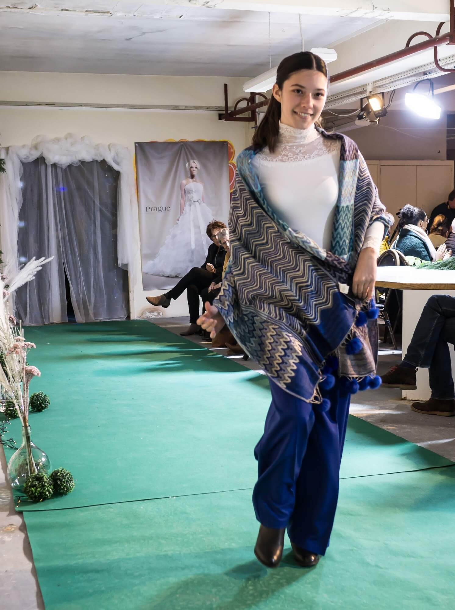 Boutique écharpes foulards à Cosne sur Loire