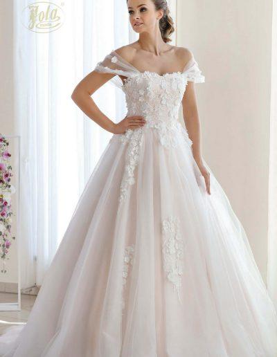 robe de mariée dans la Nièvre