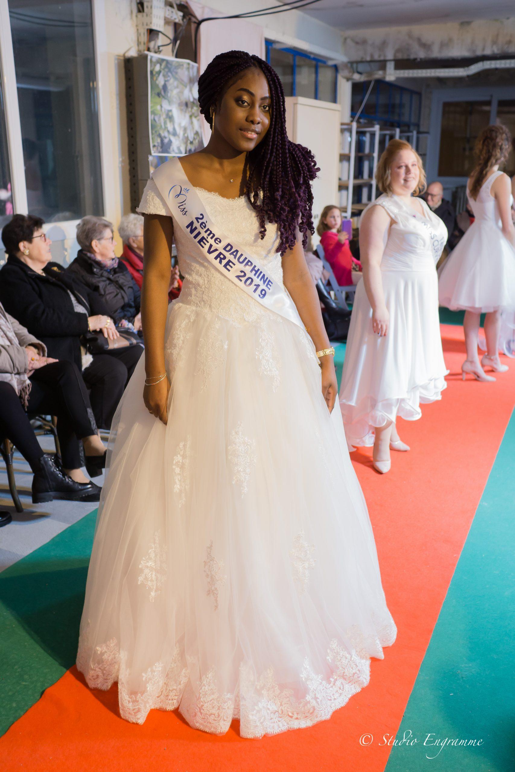 Robe de mariée princesse boutique Elie pour Elle